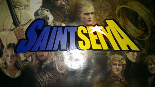 logo saint seiya