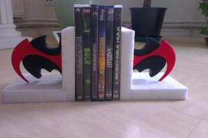 serre dvd batman