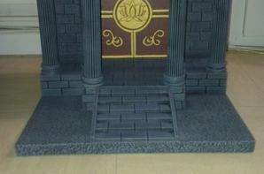 diorama myth cloth vierge