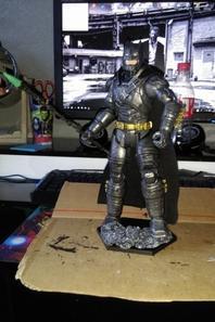 custom batman armored