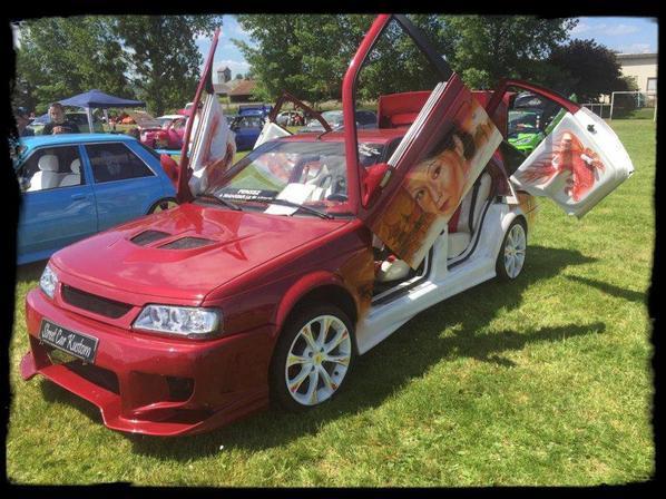 du nouveau chez Street Car Kustom pour la saison 2015