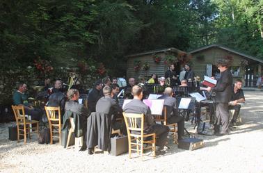 Concert dans les grottes du Cerdon