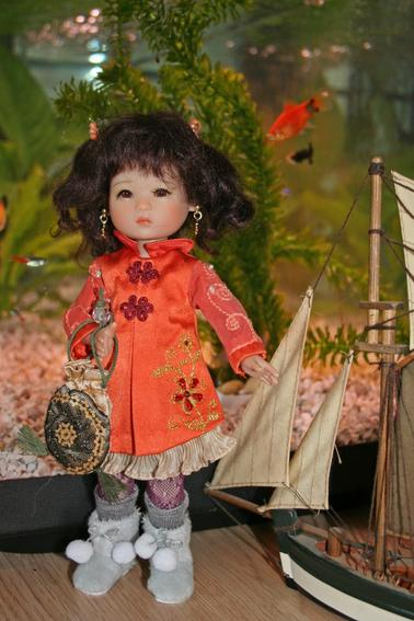 Ishara - Gardienne de la fortune
