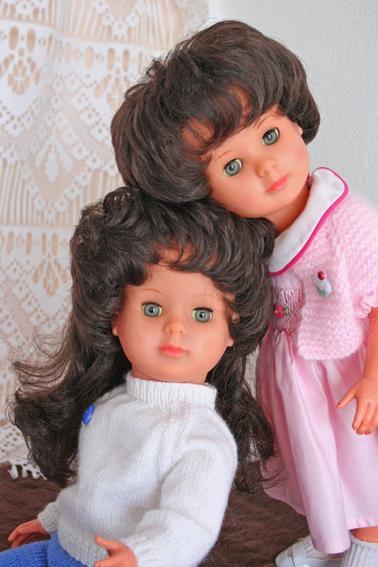 Portraits croisés de deux soeurs