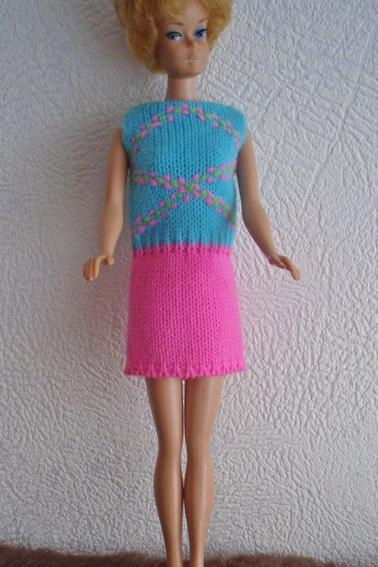 Une bien jolie robe