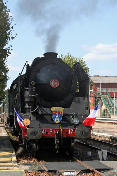 Locomotive 241P17