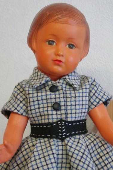 Avril 1952, un modèle que Françoise-Sophie affectionne particulièrement