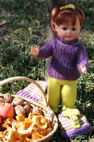 Cueillette d'automne