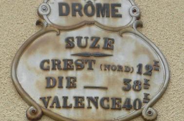 Suze sur Crest - Chapelle Saint Pancrace