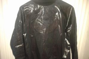 veste adidas noire T36/38 (taille petit)