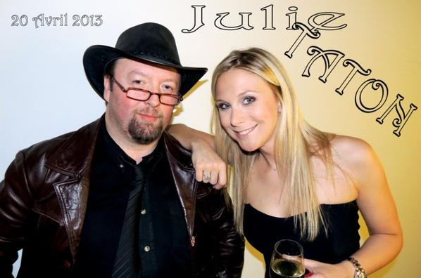 JULIE TATON (1984), miss Belgique 2003, présentatrice RTL, FRANCE 2, FRANCE 3, TF1 ...