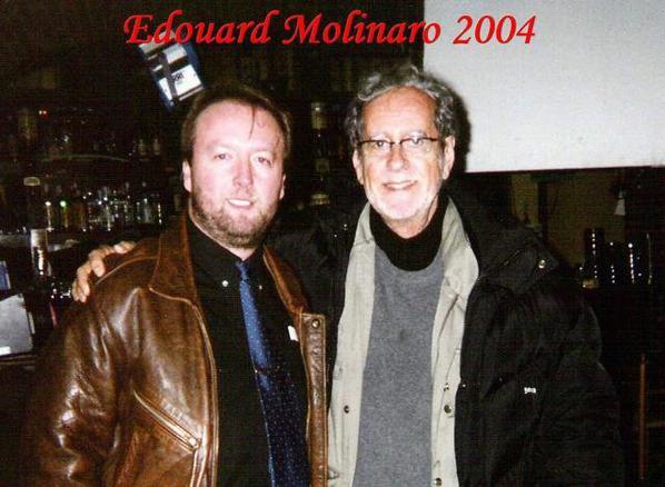 Hommage au grand réalisateur : MONSIEUR EDOUARD MOLINARO