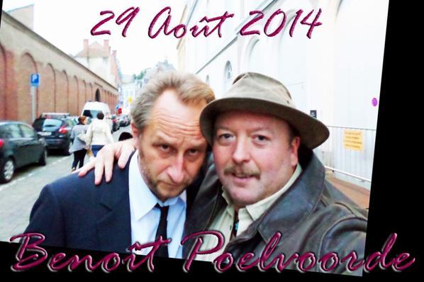 Monsieur Benoît POELVOORDE lors de son festival