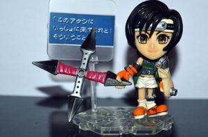 Yuffie Kisaragi Trading Arts Mini Kai No. 12