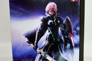 Kdo d anniversaire : Lightning Returns : Play Arts Kai - Lightning No.1