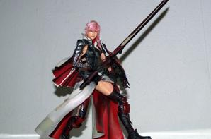 Kdo d anniversaire : Lightning Returns : Play Arts Kai - Lightning No.1