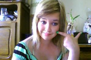 au revoir la blonde bonjour la brune !! :D♥