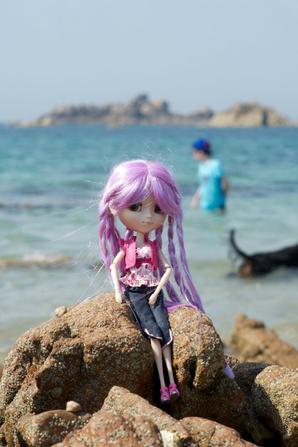 Sur la plage (1)
