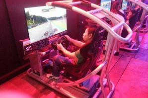 GTfusion.eu at Tokyo Game Show