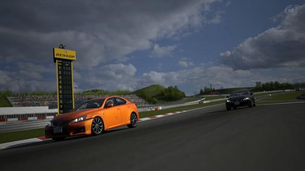 GTfusion Round 5 the world Championship Gran Turismo