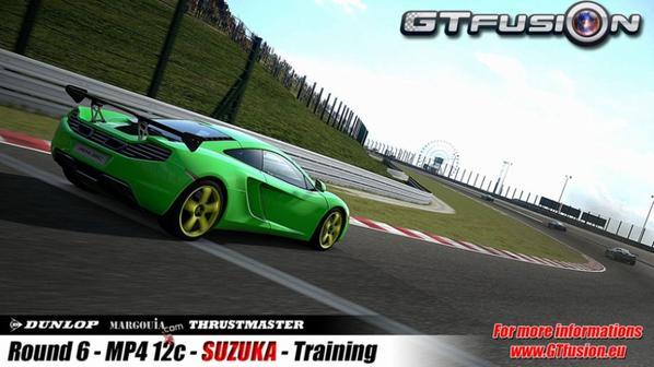 Gran Turismo World Championship GTfusion