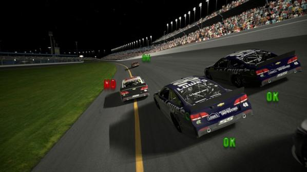 GTfusion Daytona Sprint Unlimited Track Limits