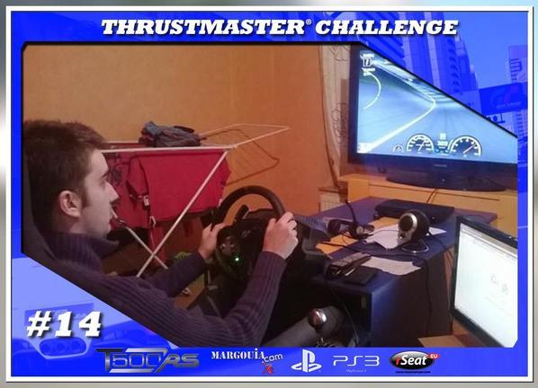 Thrustmaster Challenge