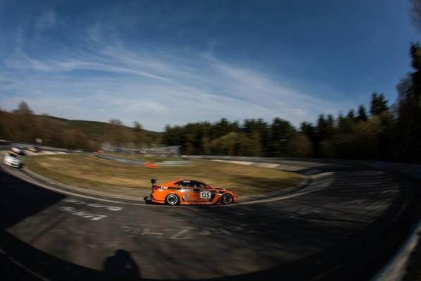 Ring Racing at VLN 2014