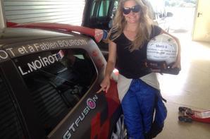Clio Cup - Jenna Frarin Pilot