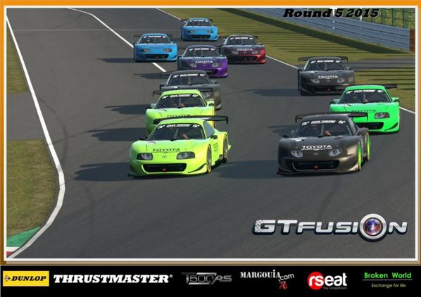 GTfusion - Gran Turismo World Championship Online - Round 5 Race pictures