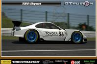 GTfusion Round 5 Pilots in Action —Suzuka Circuit.