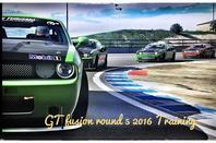 GTfusion Round 5 2016 - Gran Turismo World Championship- Training Pictures