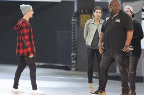 Justin à West Hollywood