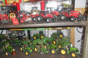 collection claas.case.jd.fendt.mf. plus le reste