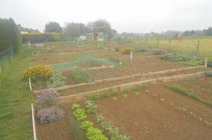 jardin travailler debut d année