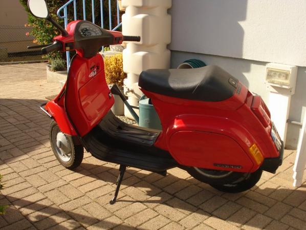 Vespa Pk 50 3 vitesses