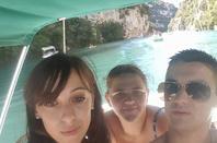 Journée au lac du Verdon avec ma Meilleure Amie et son Chéri <3