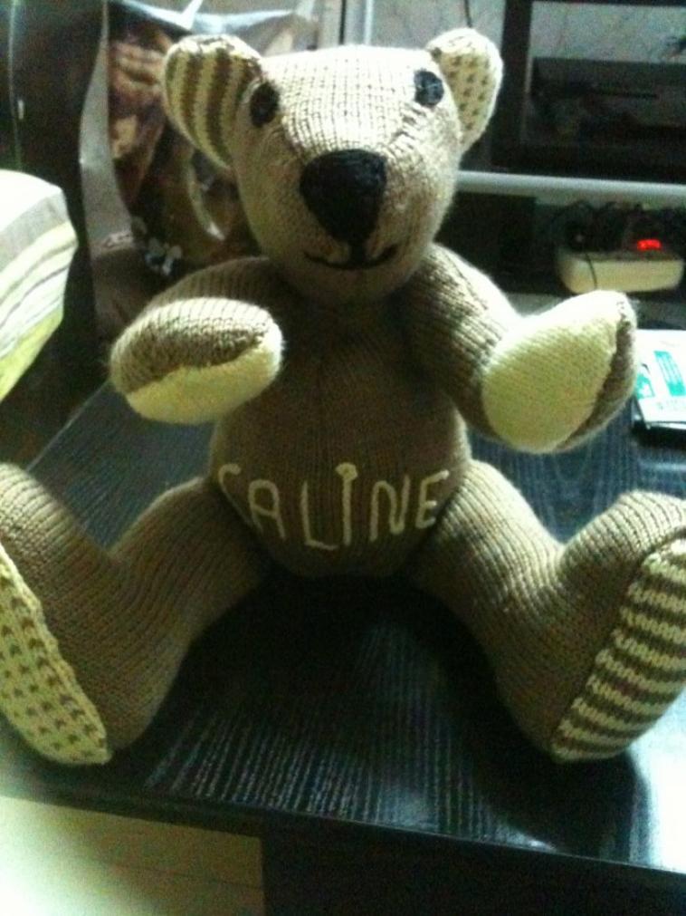 L'ourse Caline