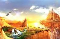 dessin de paysage