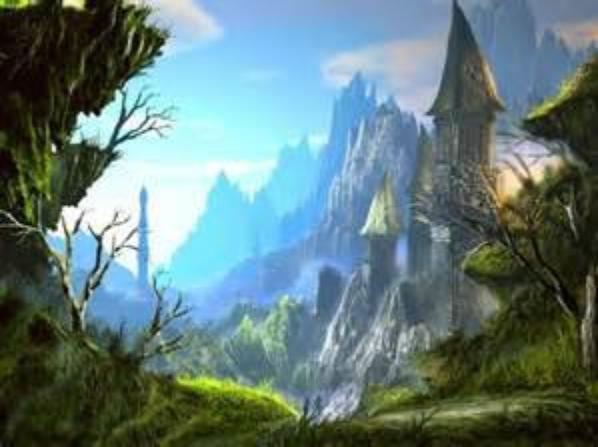 dessin de paysage suite