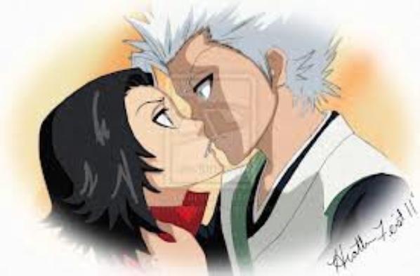 Toshiro X Karin & Grimmjow X Orihime   <3