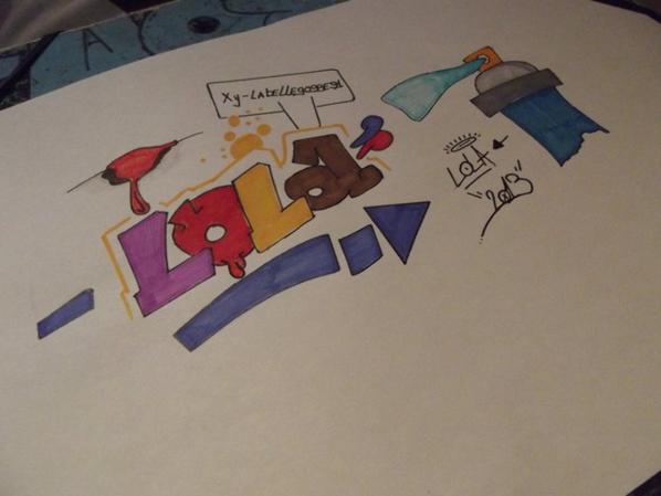 petit dessin j'adore