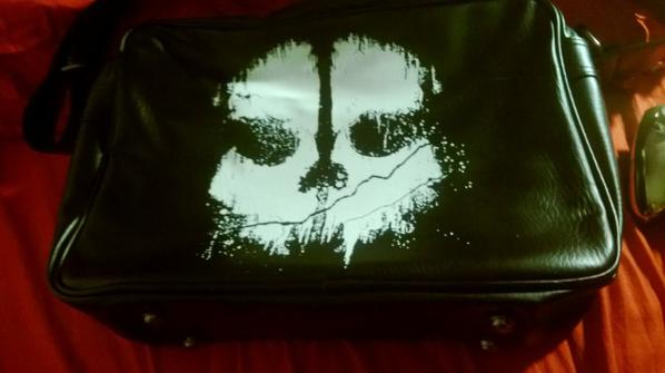new sac call of ghost et new manette