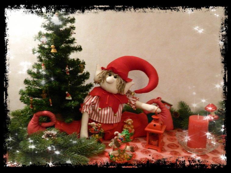 Noël 2014 En Rouge et Blanc Suite