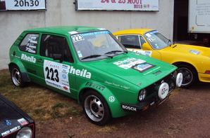 42 eme Rallye Nationnal D'Autun ( VHC )