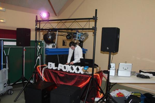 DJ Foxxx