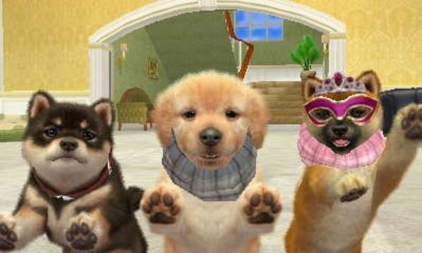 Mes bébés Guerlain,Etoile,Griotte et Hatchi <3