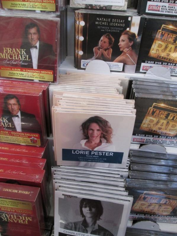 moi et mon album