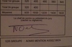 Bravo à tous les bacheliers 2014 !