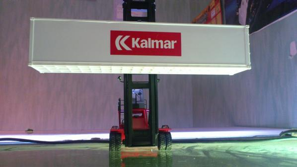 Porte conteneur Kalmar